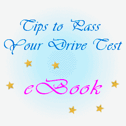 tips to pass your drive test